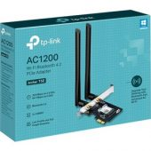 TP-Link Archer T5E IEEE 802.11ac Bluetooth 4.2 - Wi-Fi/Bluetooth Combo Adapter for Desktop Computer - USB 2.0 - 1.1