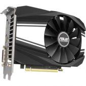 Asus Phoenix PH-GTX1660-O6G GeForce GTX 1660 Graphic Card - 6 GB GDDR5 - 1.56 GHz Core - 192 bit Bus Width - DisplayPort - HDMI - DVI PHOENIX FAN EDITION HDMI DP DVI
