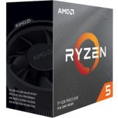 AMD Ryzen 5 3600 Hexa-core (6 Core) 3.60 GHz Processor - Retail Pack - 32 MB Cache - 4.20 GHz Overclocking Speed - 7 nm - Socket AM4 - 65 W - 12 Threads - 3 Year Warranty STEALTH COOLER