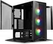 LIAN LI LANCOOL II MESH RGB Black LAN2MRX Tempered Glass ATX Case -Black Color - LANCOOL II MESH RGB - LAN2MRX