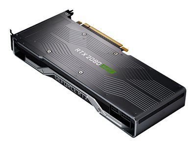 NVIDIA GEFORCE RTX 2080 SUPER - GRAPHICS CARD - GF RTX 2080 SUPER - 8 GB