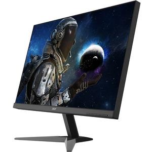 "Acer KG271U 27"" LCD Monitor - 16:9 - 1ms - Free 3 year Warranty - 27"" Class - Twisted Nematic Film (TN Film) - 2560 x 1440 - 2K- FreeSync - 350 Nit - 1ms- 75 Hz HDMI - DisplayPort KG271U BMIIPPX HDMI FREE 3YR W"