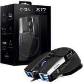 EVGA X17 FPS Gaming Mouse LED Sync