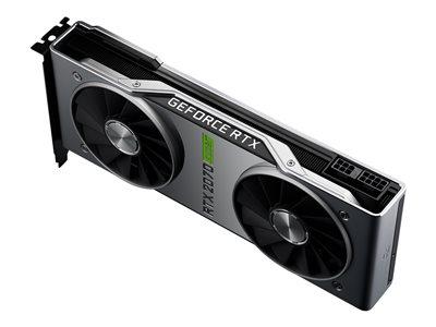 NVIDIA GEFORCE RTX 2070 SUPER - GRAPHICS CARD - GF RTX 2070 SUPER - 8 GB