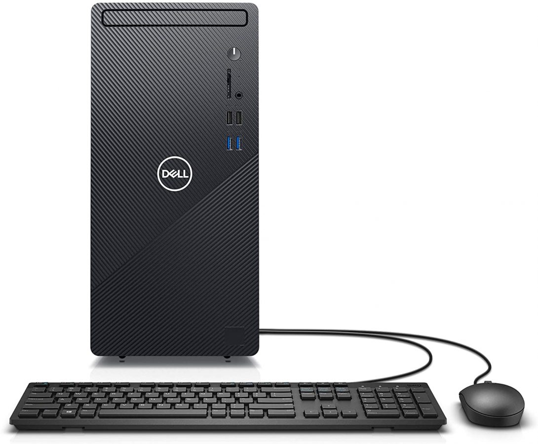 Dell Inspiron DT 3880 i5 Gen10 8GB 256GBSSD W10P 1YR