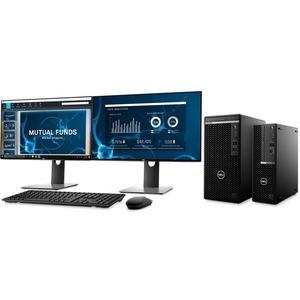 Dell Optiplex 5080 SFF i7-10700 16GB 1TB W10P 3 Year