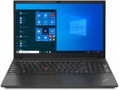 """LenovoThinkPad E15 Ryzen7-4700U 8GB 256GB SSD 15.6"""" W10P"""