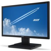 Acer 24IN WS LED 1920X1080 V246HQL bd VGA DVI BLACK 5MS