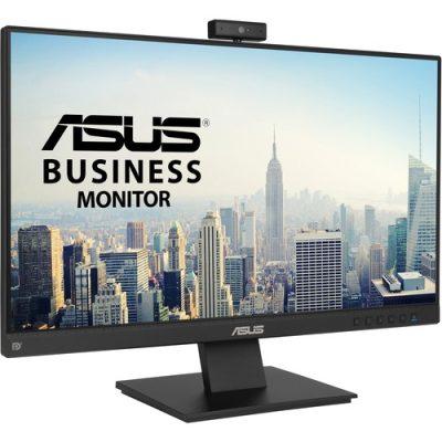 "Asus 24"" LCD 1920x1080 BE24EQK VGA DP HDMI WebCam Spkrs"