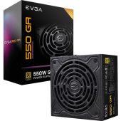 EVGA 550W 550GA Gold Modular Power Supply 80+