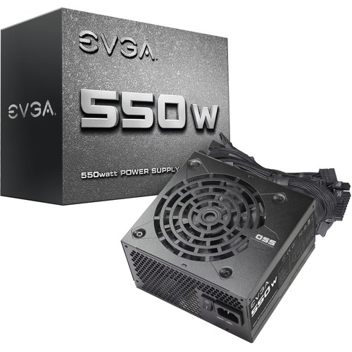 EVGA 550W SIlver Modular Power Supply