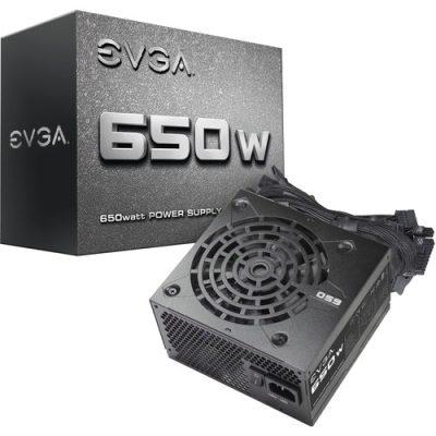 EVGA 650W SIlver Modular Power Supply