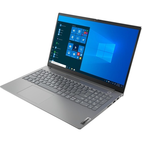 """Description Lenovo ThinkBook 15 G2 ARE 20VG0066US 15.6"""" Notebook - Full HD - 1920 x 1080 - AMD Ryzen 5 4500U Hexa-core (6 Core) 2.30 GHz - 8 GB RAM - 256 GB SSD - Mineral Gray - Windows 10 Pro - AMD Radeon Graphics - In-plane Switching (IPS) Technology - English (US) Keyboard - IEEE 802.11ax Wireless LAN Standard 8GB 256GB SSD 15.6IN FHD W10P Built for business, designed for you These laptops make it easy to do business with style. From options that keep you up and running without pause, to security that works behind the scenes. And that's not all-ThinkBook laptops boast awesome entertainment features. And they're eye catching too. Microsoft 365 Guides & Documents Brochure Manual Specifications are provided by the manufacturer. Refer to the manufacturer for additional explanations. Product may not be exactly as shown. From the Manufacturer GALLERY User-ManualManufacturer-Brochure Technical Specs Battery Information Number of Cells 3-cell Built-in Devices Finger Print Reader Yes Miscellaneous Package Contents ThinkBook 15 G2 ARE 20VG0066US Notebook Lithium Polymer Battery AC Adapter Power Description Maximum Power Supply Wattage 65 W Warranty Limited Warranty 1 Year Input Devices Keyboard Backlight Yes Keyboard Localization English (US) Memory Standard Memory 8 GB Memory Technology DDR4 SDRAM Storage Drive Type SSD Total Solid State Drive Capacity 256 GB Interfaces/Ports HDMI Yes Network (RJ-45) Yes USB Type-C Yes USB Type-C Detail 2 x USB Type C (DP1.4, USB 3.2 Gen2, PD) Network & Communication Bluetooth Yes Wireless LAN Yes Wireless LAN Standard IEEE 802.11ax Ethernet Technology Ethernet Physical Characteristics Weight (Approximate) 3.97 lb Color Mineral Gray Height 0.74"""" Width 9.3"""" Depth 14.1"""" Processor Processor Speed 2.30 GHz Processor Type Ryzen 5 Processor Model 4500U Processor Core Hexa-core (6 Core) Processor Manufacturer AMD Maximum Turbo Speed 4 GHz Software Operating System Windows 10 Pro Windows 10 Pro Operating System Architecture 64-bit Operating Syste"""