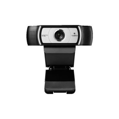 Logitech C930e 1080HD Ultra Wide Angle Webcam Video w/Mic.