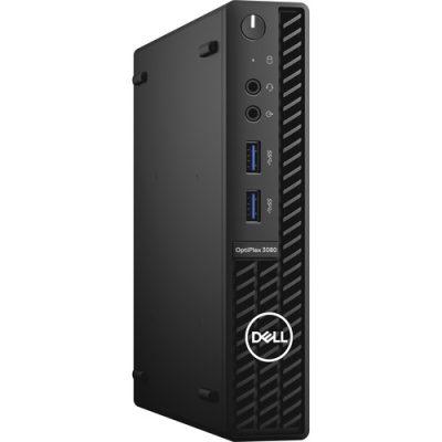 Dell Optiplex 3080 MFF i5-10500 8GB 256GB SSD W10P