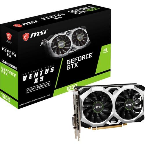 MSI GeForce GTX 1650 X 4GB GDDR6 G165D6VXSC