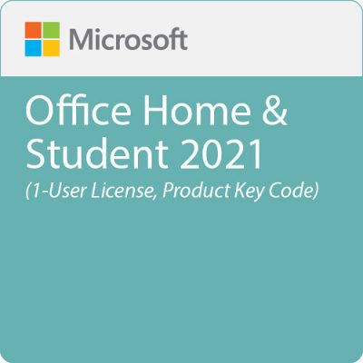 Microsoft Office Home & Student 2021 PC/Mac 1 Lic no media
